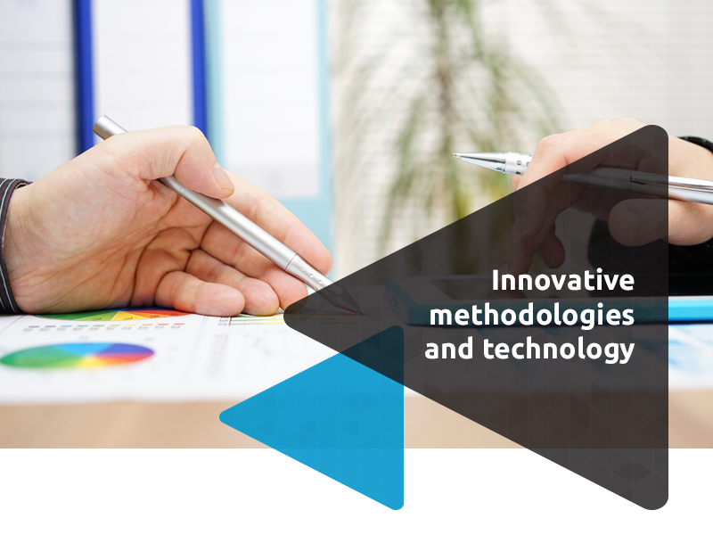 Innovative Methodologies and technology
